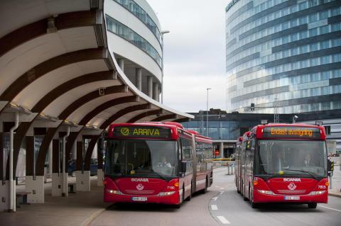 Buss Märsta