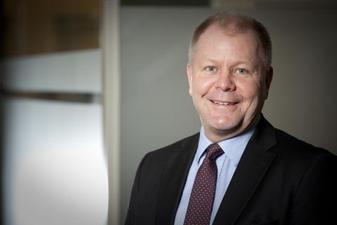 Peter Viinapuu, VD MTR Nordic