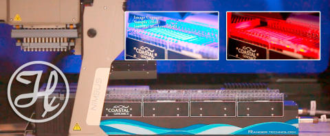La solution automatisée pour la sélection de taille en NGS : le Nimbus Coastal Genomics