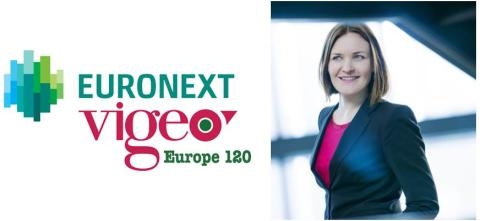 Storebrand/SPP tar plats på Euronext Vigeo Index