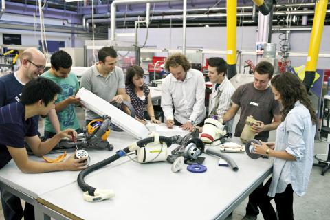 Dyson ist einer der beliebtesten Arbeitgeber Großbritanniens