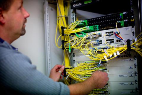 Bjäre Kraft investerar ytterligare 7 miljoner i bredbandsnätet