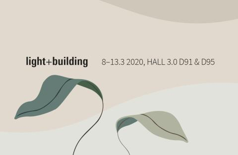 Fagerhult at light + building 2020