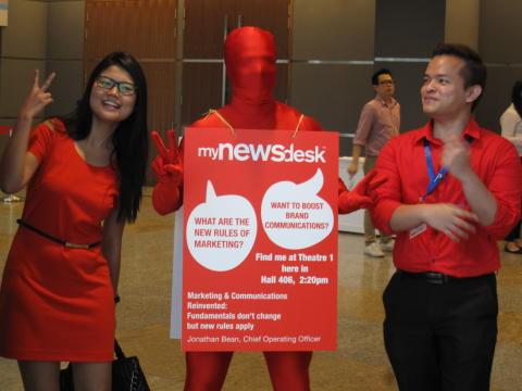 亞洲區經銷商會議@Singapore