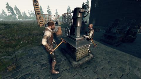 Steam Hammer - Screenshot 8