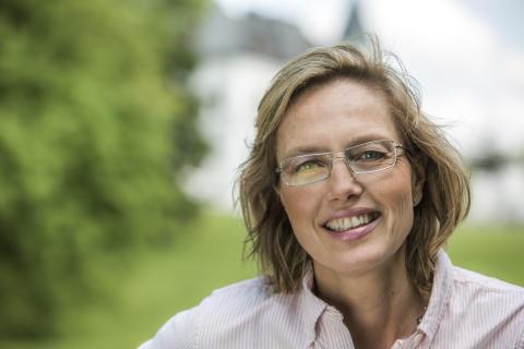 Hon tar plats i Västsvenska Handelskammarens styrelse