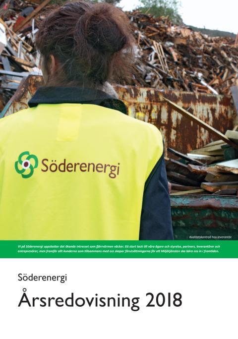 Söderenergi Årsredovisning 2018