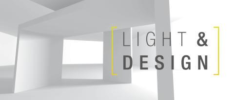 Den regionala belysningskonferensen Light & design blir nationell