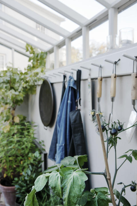 Växthus - Lilla Bruket