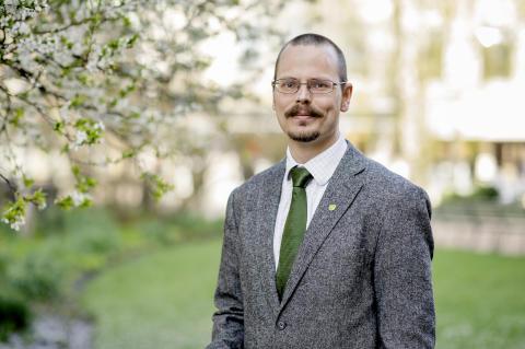 EU efter Brexit − Turnéstart i Malmö med Max Andersson