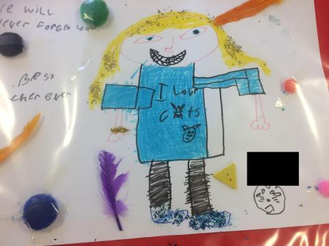 Card from Florina Pastina's pupil 02