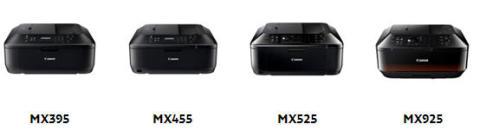 Canon uppdaterar skrivarsortimentet för hemkontor med fyra nya allt-i-ett-enheter