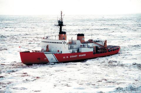 Kongsberg Maritime: KONGSBERG Completes Supply of Harsh Environment CCTV System for US Coast Guard Heavy Ice Breaker