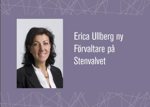 Fastighets AB Stenvalvet förstärker förvaltningsorganisationen