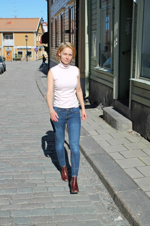 Tanja Matila ger ut barnbok