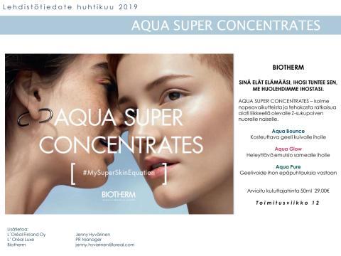 Biotherm Aqua Super Concentrate