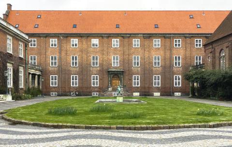Arkitema hjælper studerende med at indtage politigården på Frederiksberg