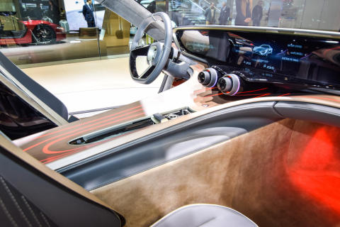 UK Driverless car projects gearing up