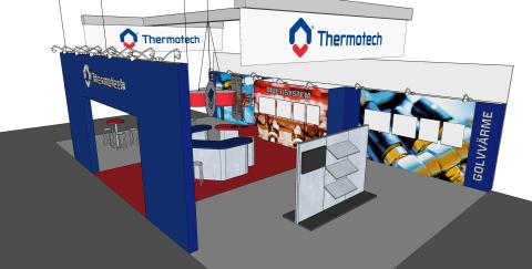Thermotech på Nordbygg 2016