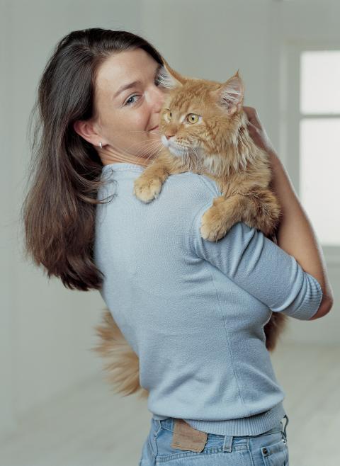 Enkelt sätt att avmaska katten