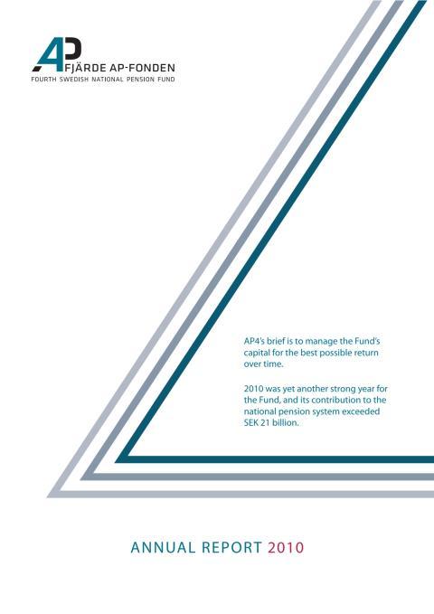 AP4 Annual Report 2010