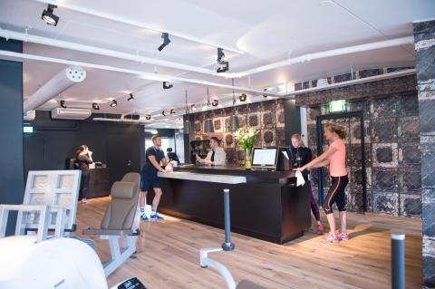 JLL företräder nytt expansivt gymkoncept