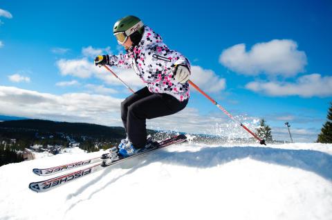 Kom godt op på skiene igen
