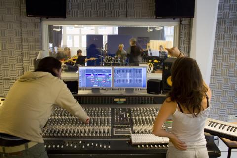 Den svenska musikbranschens framtid
