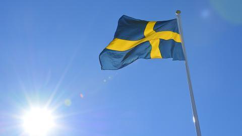 Nationaldagsfirande i Hällevik 6 juni