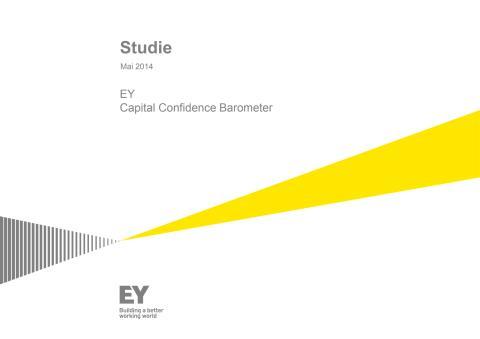 Präsentation:  Capital Confidence Barometer Mai 2014