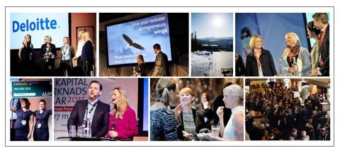 Satsning på nationellt kvinnligt nätverk i Åre 6 april