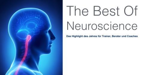 The Best Of Neuroscience - Nur noch 2 Tage Frühbucherrabatt.