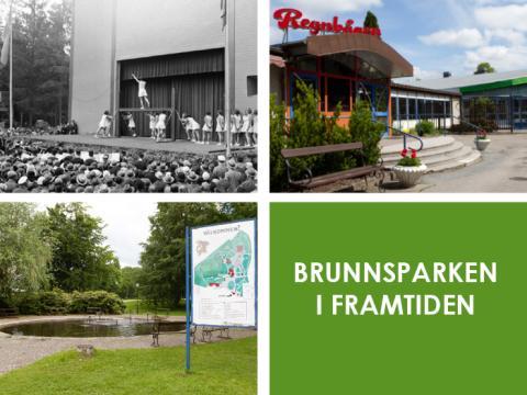 Brunnsparken ska vara en stadsdelspark