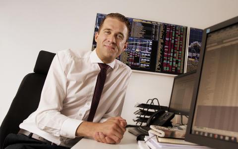 Coelis ränteförvaltare Gustav Fransson har tilldelats AAA- rating från Citywire