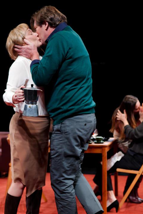 """""""Scener ur ett äktenskap"""" - Premiär 27/1 2016"""