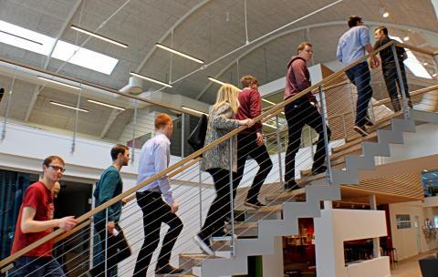Studerende jobcrawler sig tættere på drømmejob