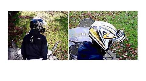 Two men sought following motorbike theft, Orpington