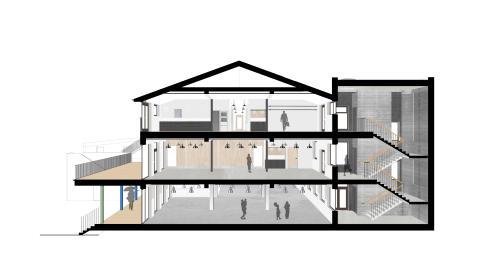 Arkitektbild Garveriet Floda