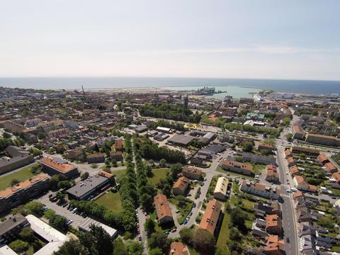 Arkitema förnyar i Trelleborg