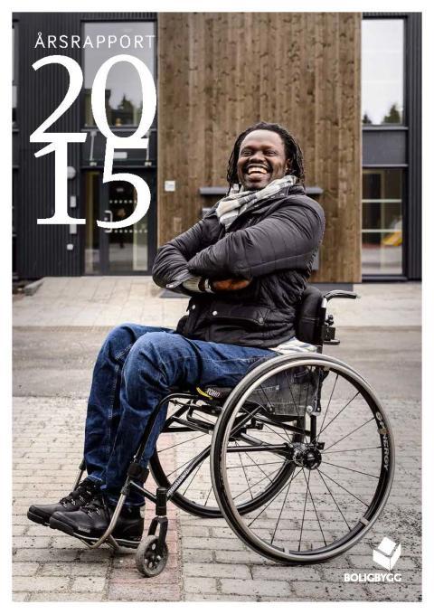 Boligbyggs årsrapport 2015