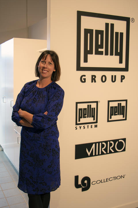 Sara Berglund ny VD för Pelly Group