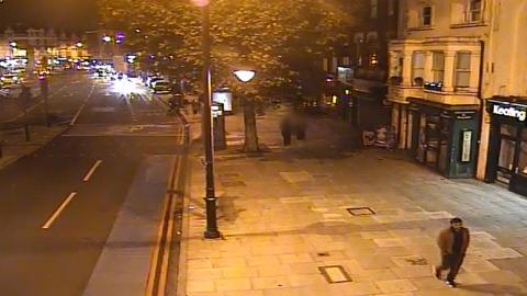 CCTV still of man sought - 26 June 2016