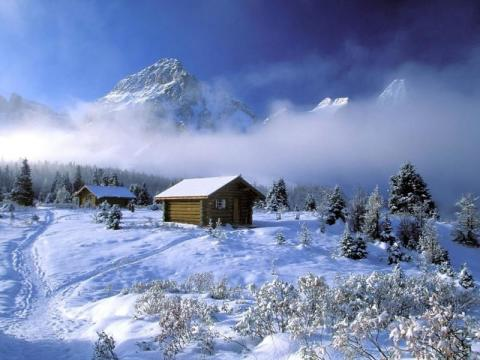 Risk för vattenskador till våren efter kall december