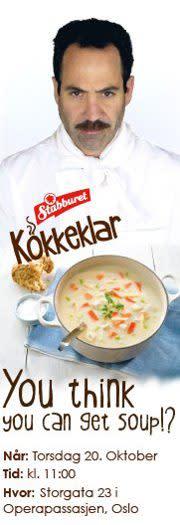 """The Soup Nazi"" i Oslo"