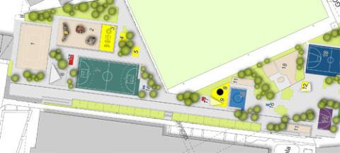 Idrottsoasen – Helsingborgs nya mötesplats för spontanidrott