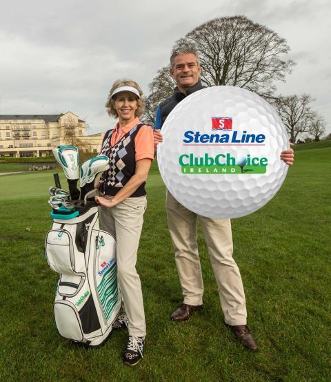Stena Line OPENS Invitation to British Golfers