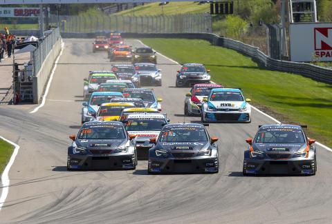 Alla jagar PWR Racing SEAT Dealer Team när STCC återvänder till Anderstorp