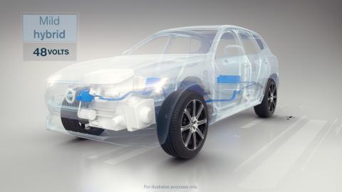Volvo Cars elektrifierar hela sitt modellprogram