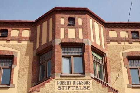 Robert Dicksons Stiftelse sätter fokus på sitt GDPR-arbete