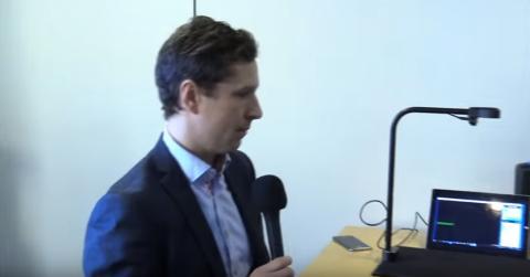 Video från Rise & Shine seminarie, Johan Castevall från XMReality
